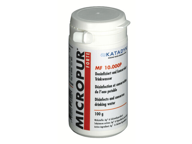Micropur Forte MF 10.000P Desinfectador Agua Polvo 100g